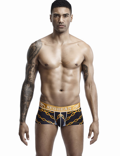 Golden Chain Boxer Brief 90232