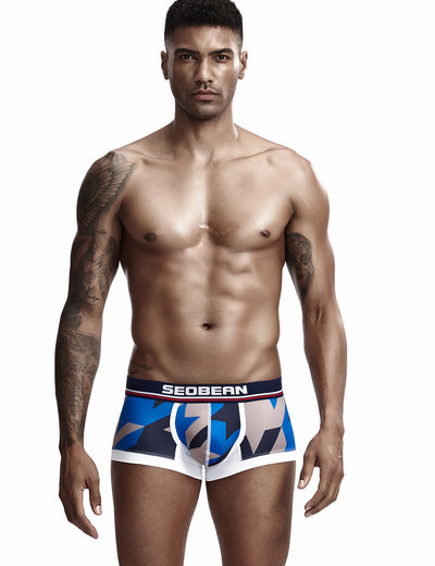 Low Rise Sexy Visual Arts Boxer Brief 90225