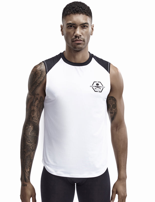 Tall Training Sleeveless T-shirt Quick Dry 9702