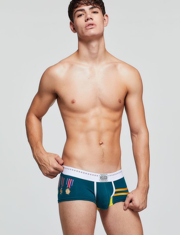 BADGE Boxer Brief 90234