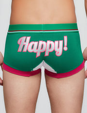 "Shiny ""Happy"" Boxer Brief 90235"