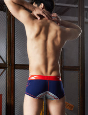 "Low Rise Boxer Brief ""Thank you"" 80212"