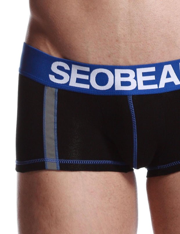 Low Rise Reflective Tape Boxer Brief 30240