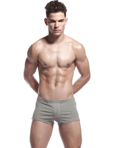 Solid Color Low Rise Trunks 20501
