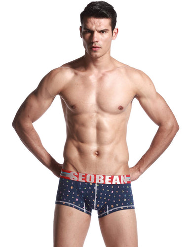 Low Rise Sexy Boxer Brief 50203