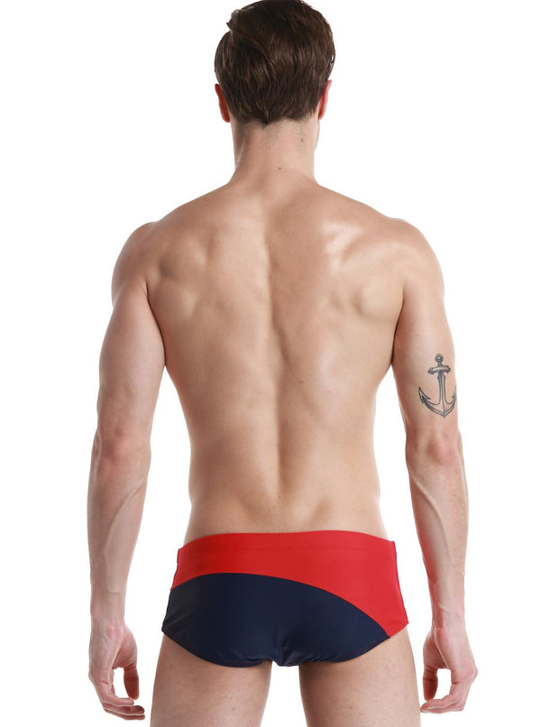 Low Rise Boxer Brief Swimwear 50902