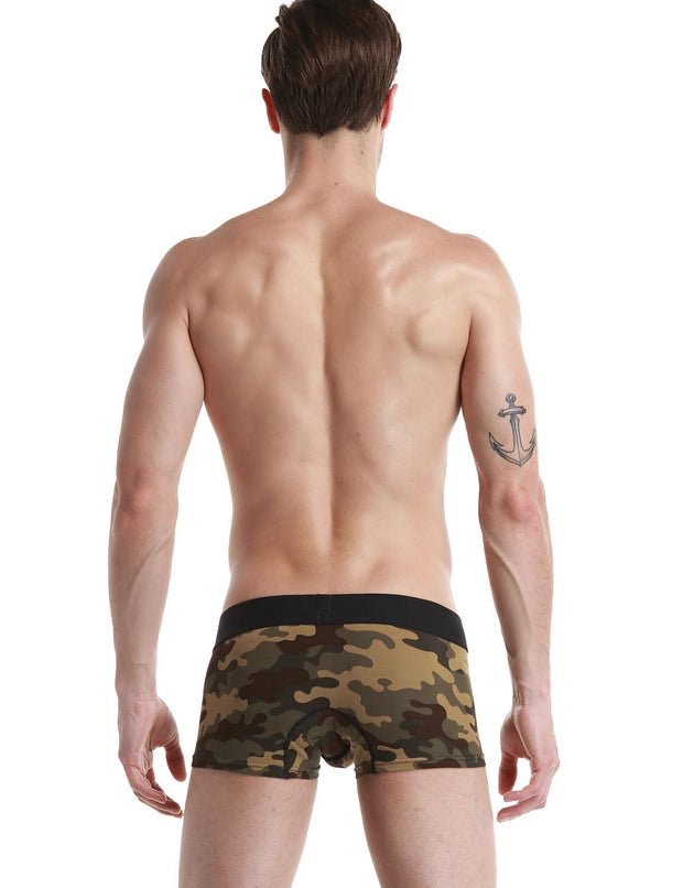 Camouflage Low Rise Boxer Brief 50210