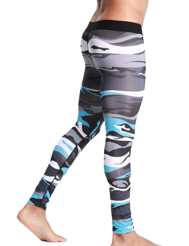 Visual Arts Long John Sports Leggings 50412