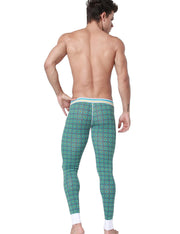 Low Rise Long Underwear Visual Arts Long John 50409