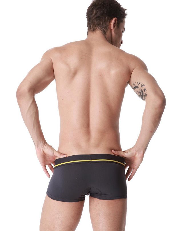 Low Rise Solid Boxer Brief 50218