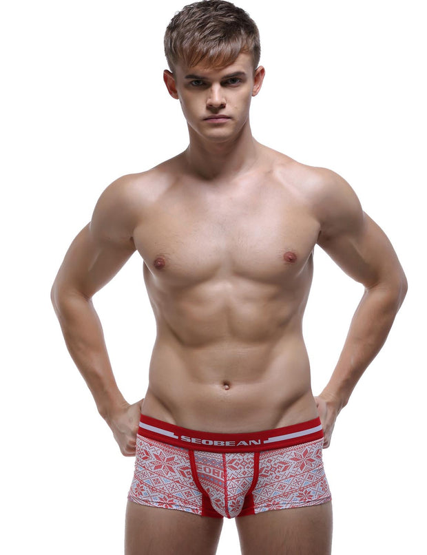 Low Rise Sexy Boxer Brief 60205