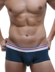 National Letter Reverse Sewing Boxer Brief 60207