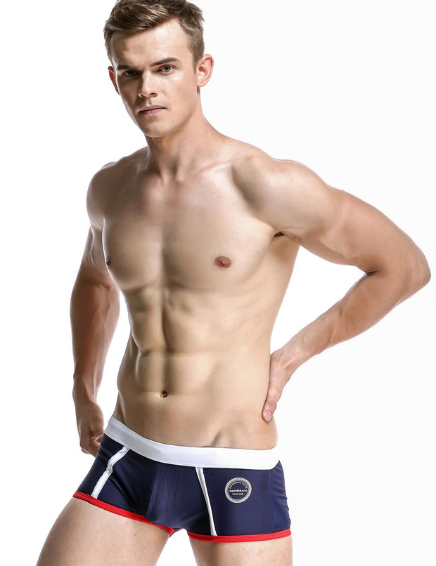 Low Rise Boxer Brief Swimwear 60802