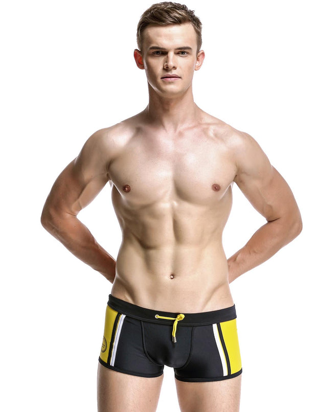 Low Rise Boxer Brief Swimwear 60803
