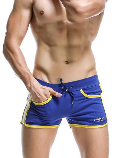 Training Casual Sports Boxer Shorts 60505