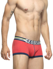 Low Rise Sexy Boxer Brief 60212