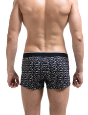 Boxer Shorts With pouch inside 70503