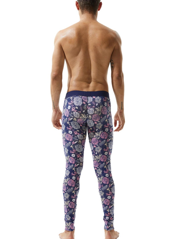 Low Rise Long Underwear Visual Arts Long John 70407