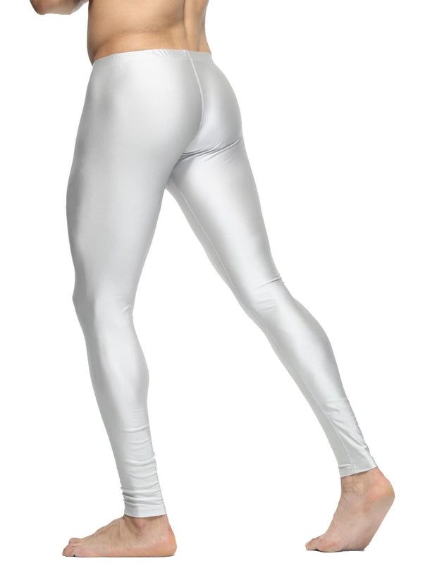 Sports Compression Shiny Tights Leggings 60611