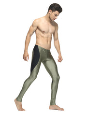Sports Compression Shiny Tights Leggings 60612