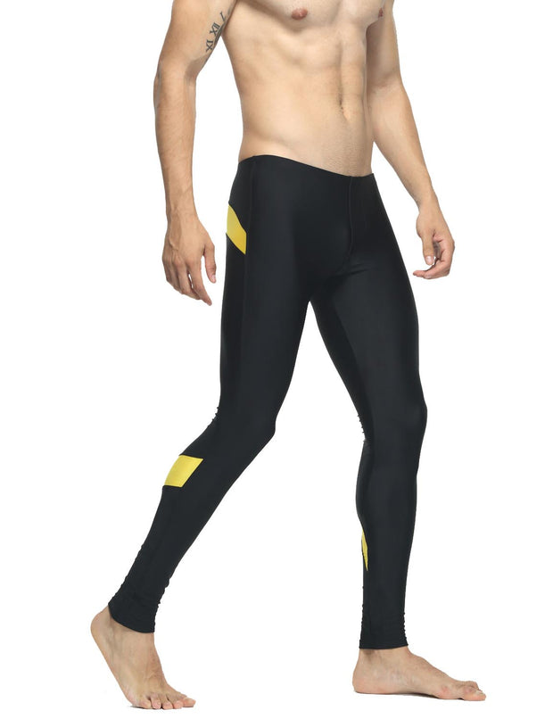 Tauwell Mens Sports Compression Tights Leggings 60614