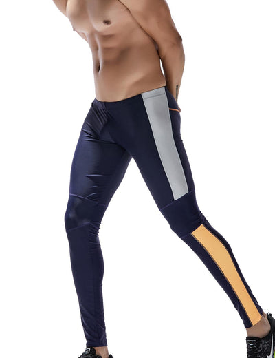 TAUWELL Compressive-Fit Training Tights Quick Dry 3//4 Length for men