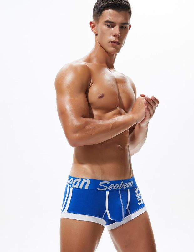 "Low Rise Boxer Brief ""6 Strive"" 90214"