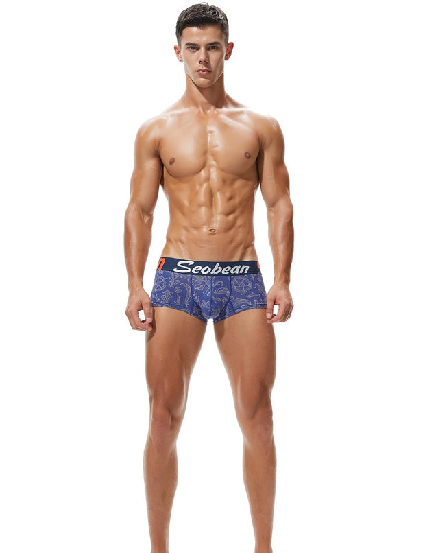 Low Rise Sexy Boxer Brief 90201