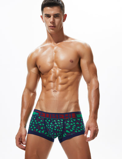 Low Rise Visual Arts Boxer Brief 90211