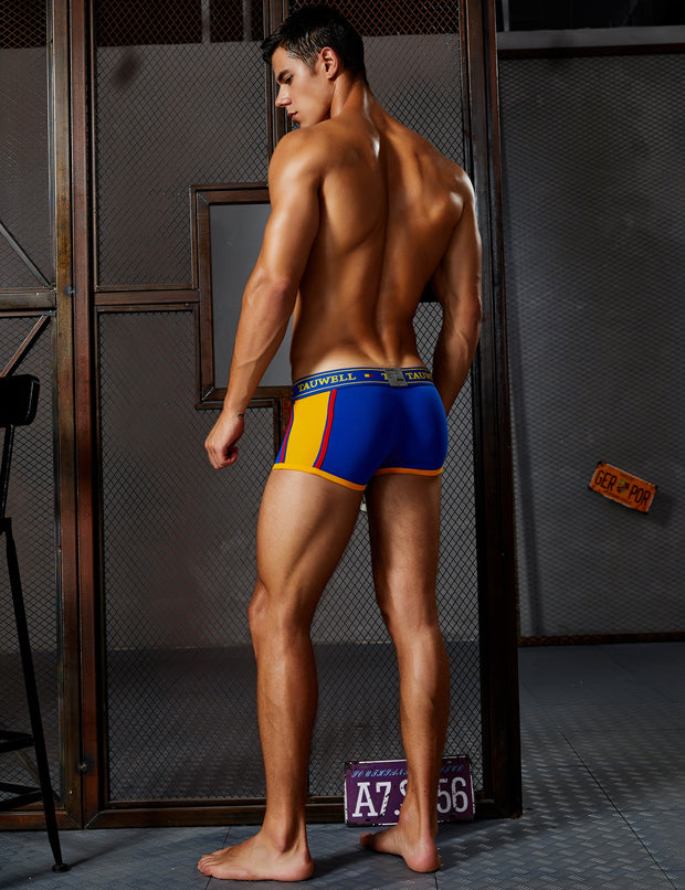Low Rise Boxer Brief Trunks 9208