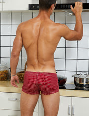 Low Rise Fit Trunks with Cup-Shaped 00501