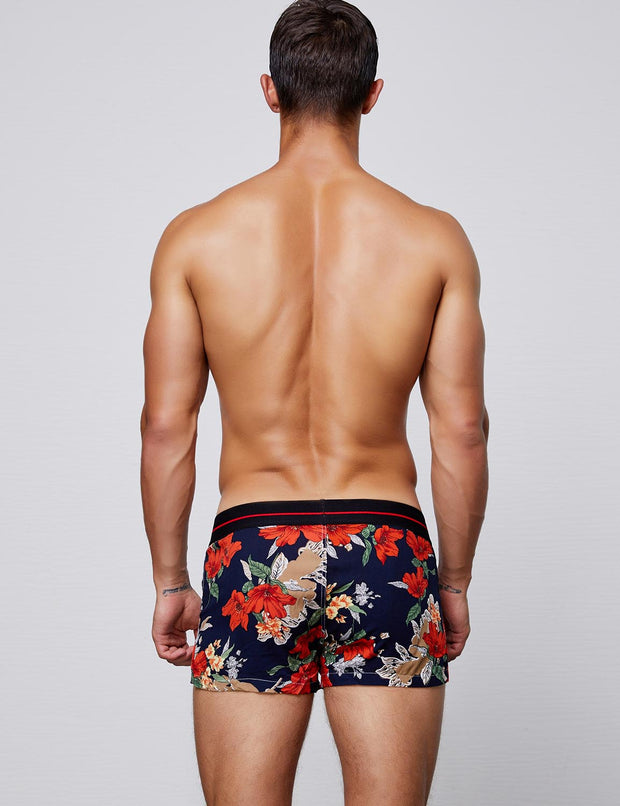 Low Rise Soft Trunk Shorts 90506