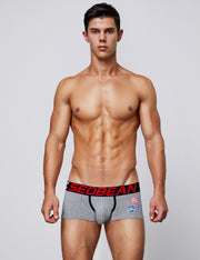 "Low Rise Boxer Brief ""Racing Team"" Badge 90220"