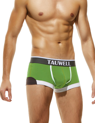 Solid Color Boxer Brief 9211