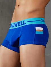 Low Rise Boxer Brief Trunks 9206