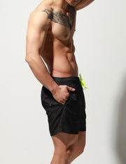 Quick-Dry Mesh Beach Surf Shorts S7069