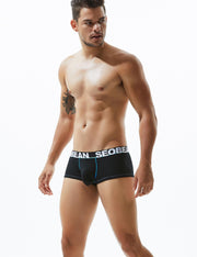 Low Rise Sexy Boxer Brief 90203