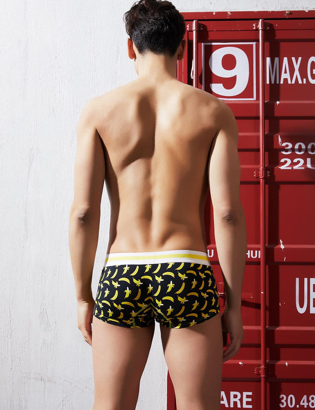 "Low Rise Boxer Brief ""Banana"" 90215"