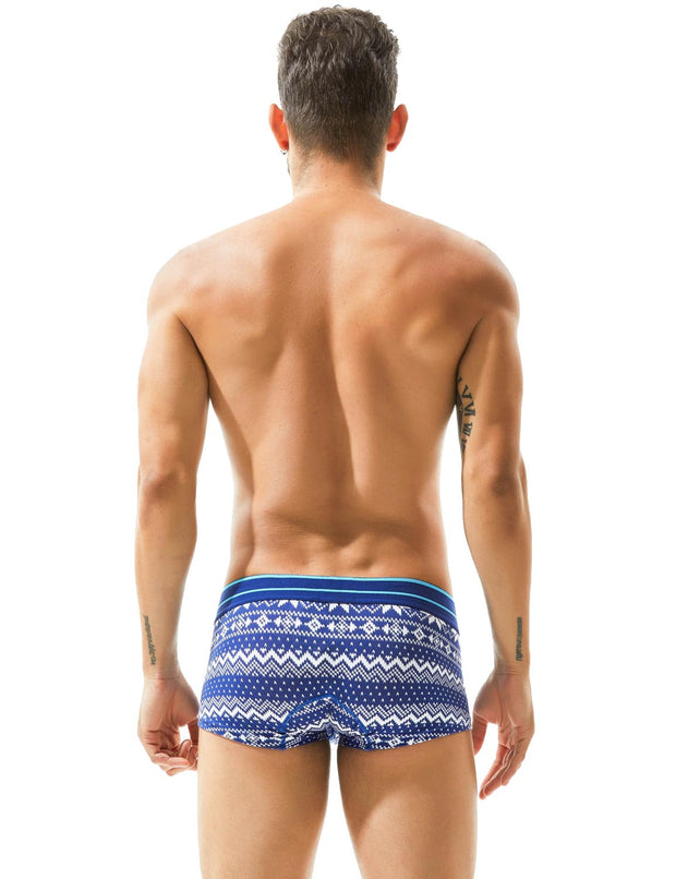 Sweater Pattern Boxer Brief 70214