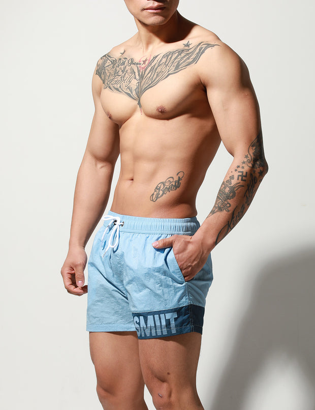 Quick-Dry Beach Surf Shorts S6024