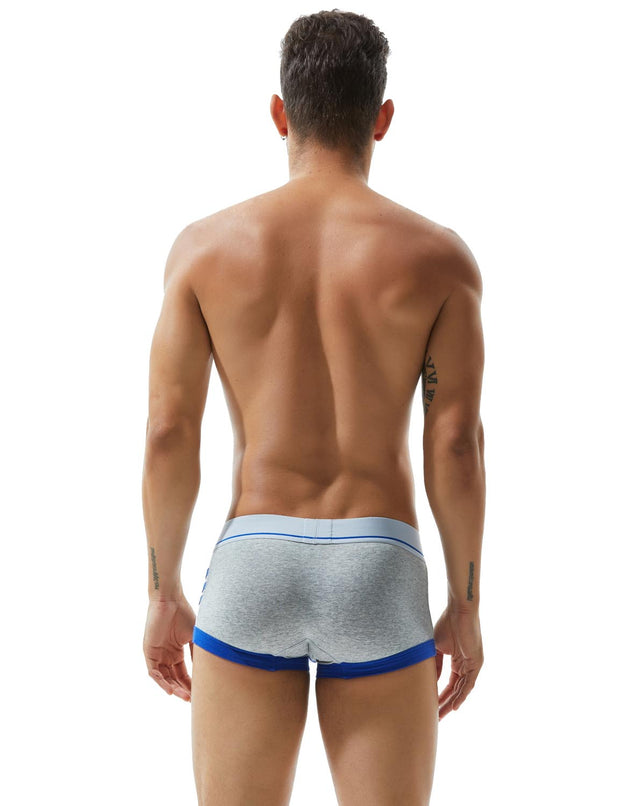 Low Rise Sexy Boxer Brief 7204