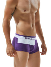 Low Rise Sexy Boxer Brief 7202