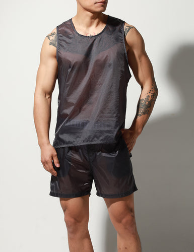 Translucent Tank Top or Shorts