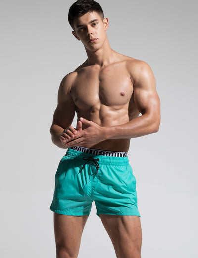 Quick-Dry Sport Swim Beach Surf Shorts S610