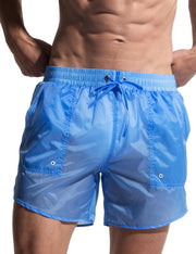 Translucent Quick-Dry Sport Swim Beach Surf Shorts S727