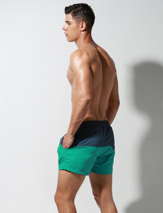 Sports Quick-Dry Swim Beach Surf Shorts S6915