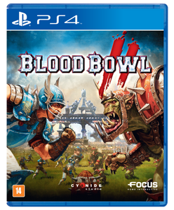 BLOOD BOWL - SEMINOVO - PS4