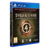 SUDDEN STRIKE 4 COMPLETE COLLECTION - NOVO - PS4