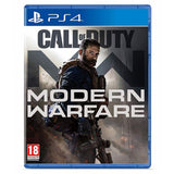 CALL OF DUTY MODERN WARFARE - NOVO - PS4