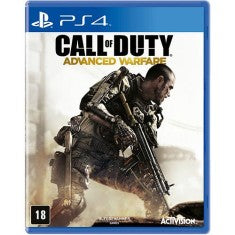 CALL OF DUTY ADVANCED WARFARE - NOVO - PS4